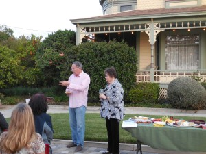 Club 125 - Redlands Conservancy 2015 Fortnight Reception