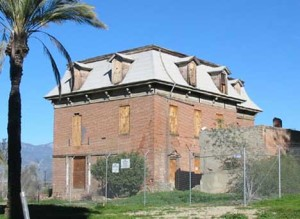 Redlands Conservancy historic preservation Barton House Before
