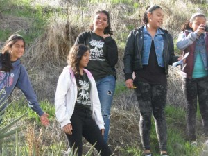 Redlands Conservancy City Kids Go Outdoors