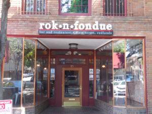 Redlands Conservancy Adaptive Reuse Winner Rok n Fondue